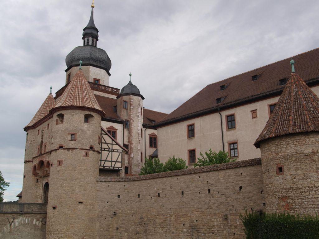 Kernburg der Würzburger Festung Marienberg