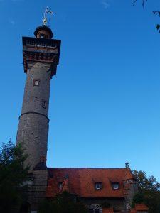 Aussichtsturm Frankenwarte Würzburg