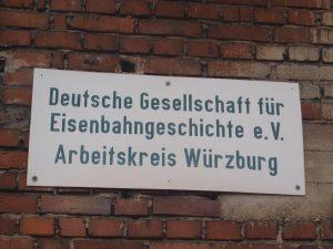 Eisenbahnmuseum Würzburg