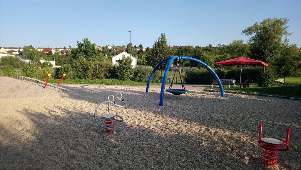 Vogelnest Spielplatz Höchberg